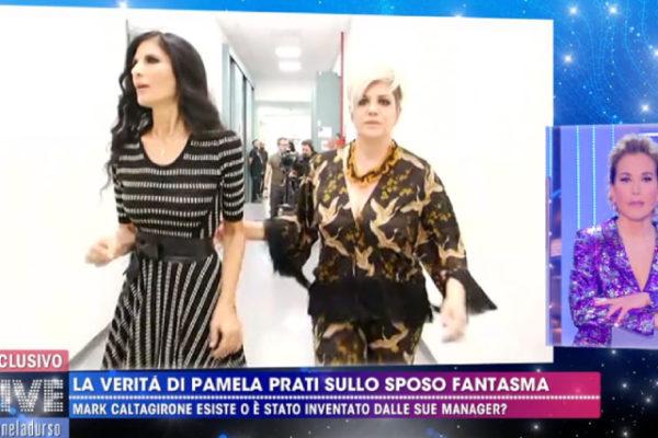 "Manuela Villa preoccupata per Pamela Prati: ""Sta male, suicidio mediatico!"""