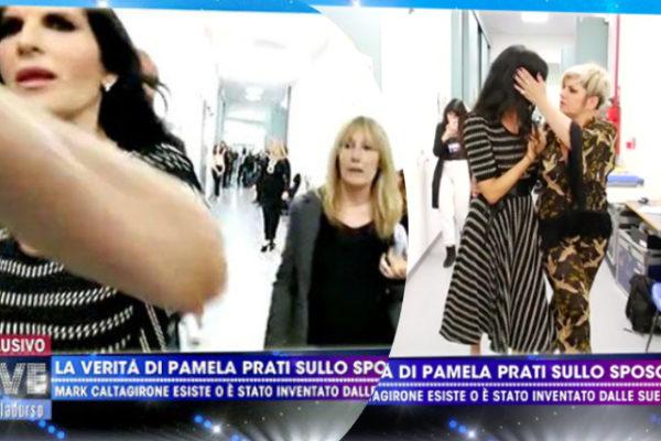 Pamela Prati Gate: voleva chiamare i Carabinieri dopo Live Non è la d'Urso, nuovi dettagli