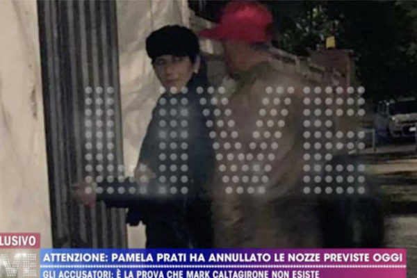 "Pamela Prati e Mark Caltagirone paparazzati, Sorge: ""Foto? Me l'ha data la sua manager"""