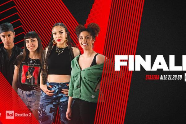 The Voice Of Italy 2019, finale: Diablo, Miriam Ayaba, Brenda C. Lawrence e Carmen Perri