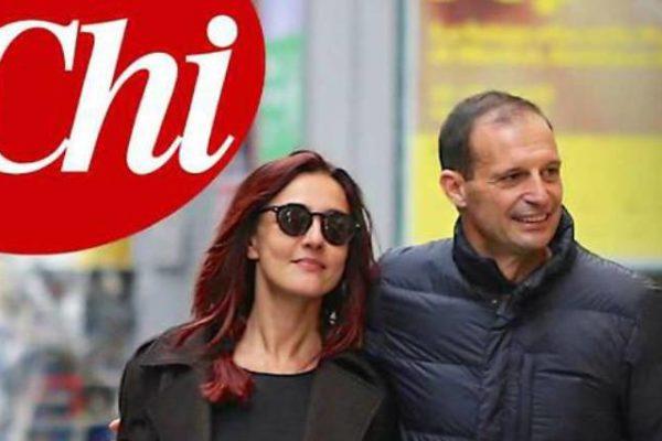 Matrimonio Ambra Angiolini e Massimiliano Allegri: dopo la Juve il grande passo?
