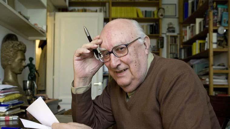 Andrea Camilleri è morto, addio al grande Maestro e papà di Montalbano
