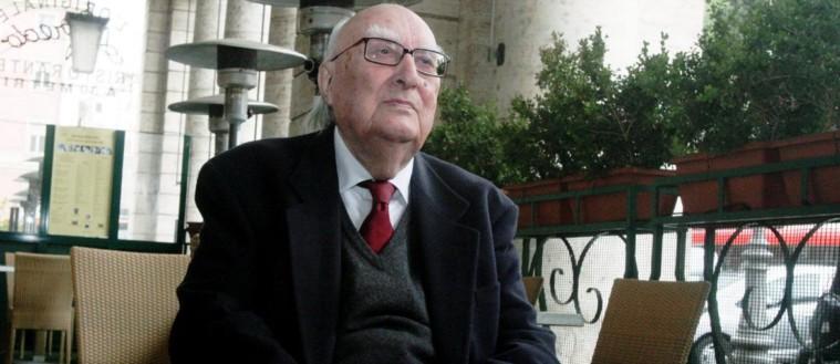 Andrea Camilleri, il papà de Il Commissario Montalbano, ricoverato a Roma in condizioni gravissime dopo un arresto cardiaco