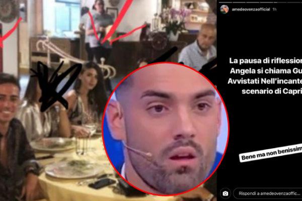 """Angela Nasti: """"La pausa di riflessione si chiama Guido"""", news choc sulla fine con Alessio"""