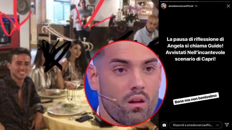 Angela Nasti frequenta un altro? Ecco perché sarebbe finita con Alessio Campoli dopo 2 settimane dalla fine del trono di Uomini e Donne