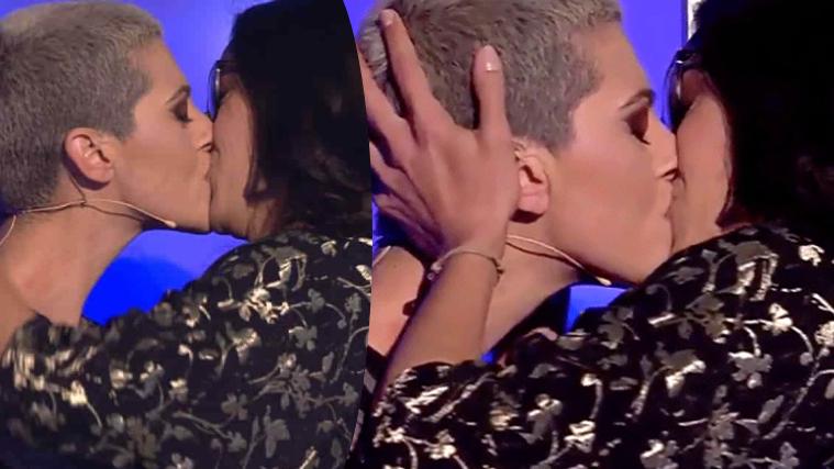 Antonella Lo Coco sposa la fidanzata Elisa, la sorpresa a All Together Now