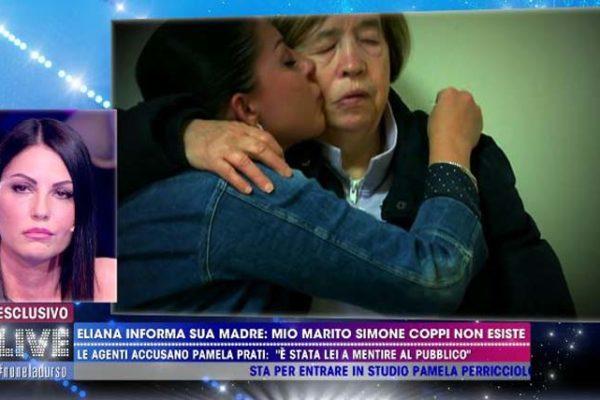 """Eliana Michelazzo, tutta la verità all'anziana madre: """"Ti ho preso in giro e ti chiedo scusa!"""" – VIDEO"""