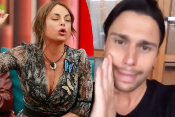 "Grande Fratello 2019, Luca Onestini VS Francesca De Andrè, offese a Gianmarco: ""Bulletta!"""