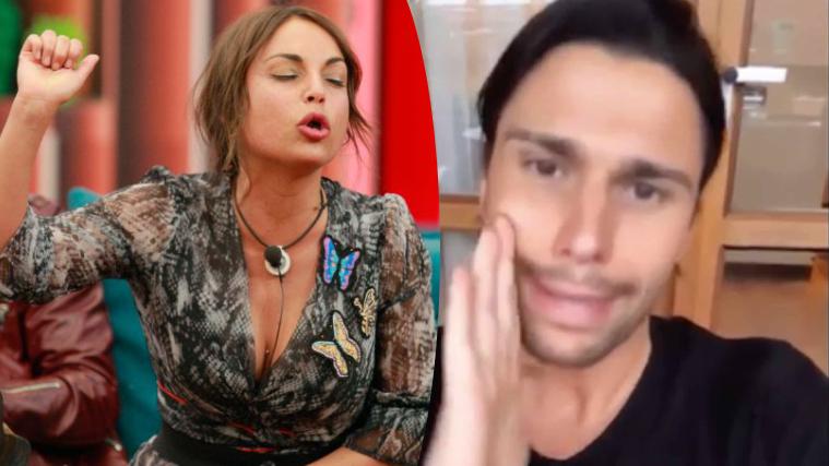 Grande Fratello 2019, Luca Onestini sbotta contro Francesca De Andrè, offese contro Gianmarco