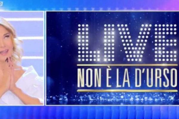 Live Non è la d'Urso torna nella nuova stagione tv ma cambia giorno: ecco le novità