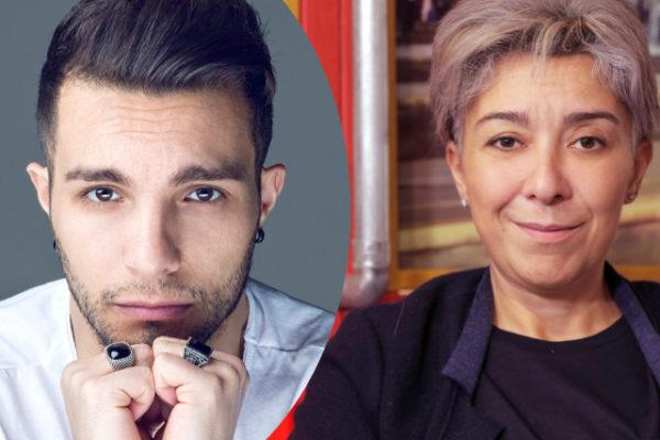 """Live Non è la d'Urso: la """"verità"""" di Pamela Perricciolo e Marco Carta ospiti di Carmelita"""