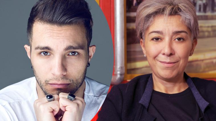 Live Non è la d'Urso: Pamela Perricciolo e Marco Carta ospiti di Carmelita