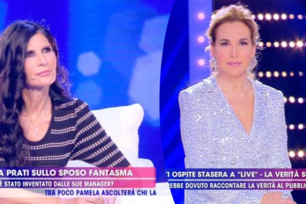 Live Non è la d'Urso: Pamela Prati ci sarà? Eliana Michelazzo presente (e non solo…)