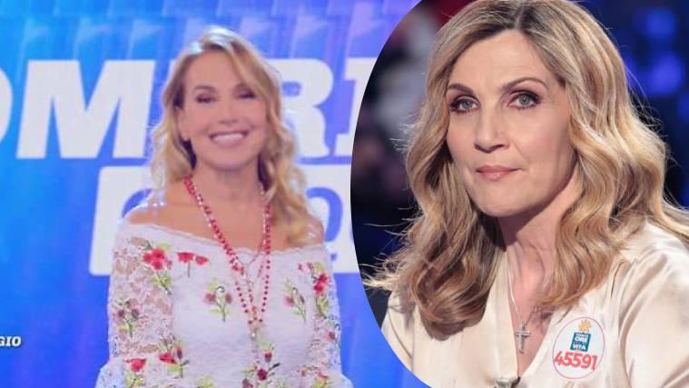 Lorella Cuccarini VS Barbara d'Urso: frecciatina bomba prima della sfida in TV