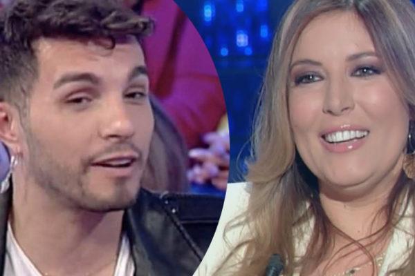 """Selvaggia Lucarelli """"smaschera"""" Marco Carta: """"Hanno chiesto al Modena Pride 8mila euro!"""""""