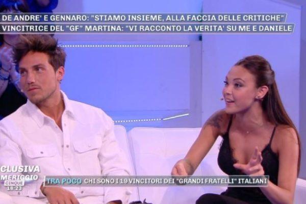 Martina Nasoni e Daniele Dal Moro: ecco cosa è successo dopo il Grande Fratello 2019