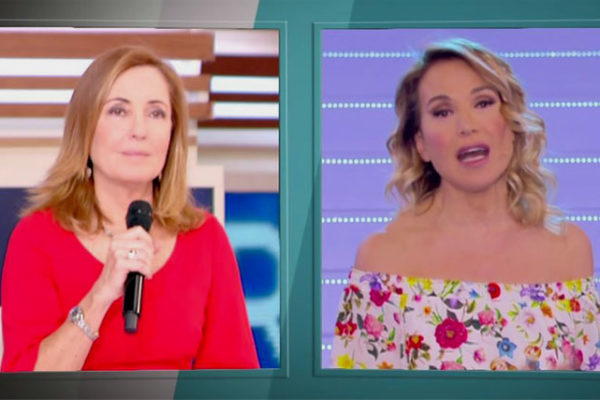 """Barbara Palombelli: """"Barbara d'Urso un genio!"""" e sul caso Pamela Prati-Mark Caltagirone…"""
