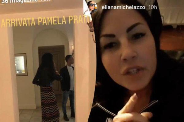 """Pamela Prati """"avvistata"""" a Capri, Eliana Michelazzo non ci sta: """"Senza vergogna!"""""""