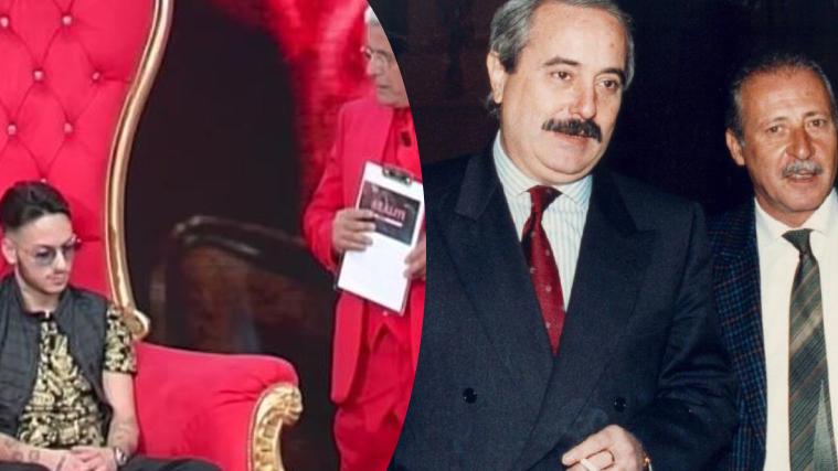 Realiti, Falcone-Borsellino: parole choc di Scarface e Niko Pandetta, arrivano le scuse (VIDEO)