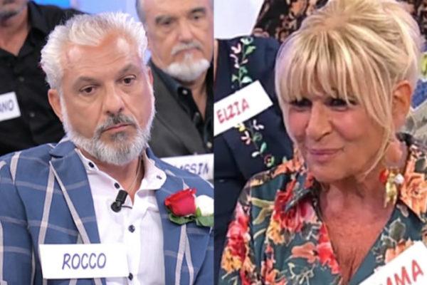 """Uomini e Donne Over, Rocco Fredella: """"Gemma Galgani? Una che piange sempre…"""""""