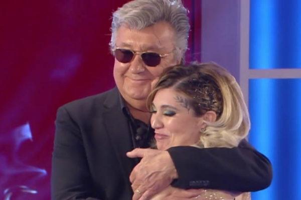 Veronica Satti e il padre Bobby Solo: quante emozioni nella Casa del Grande Fratello!