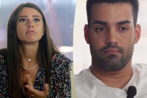 """Angela Nasti e Alessio Campoli: """"Con lui non ci volevo stare"""", """"Io preso in giro da lei!"""""""
