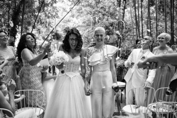 """Antonella Lo Coco ha sposato Elisa Paolini: """"L'amore esiste, è stato tutto perfetto!"""""""