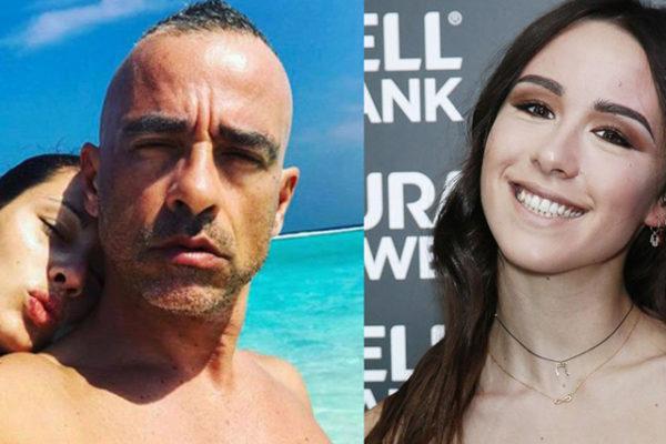 """Aurora Ramazzotti difende Marica Pellegrinelli: """"mamma dei miei fratelli, le voglio bene!"""""""
