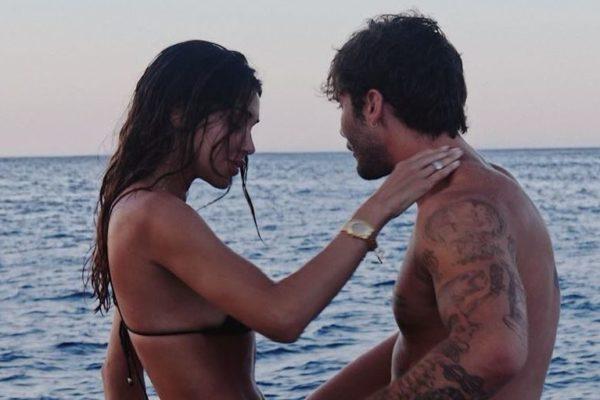Belen e Stefano De Martino: quando la Rodriguez diceva di non essere più innamorata