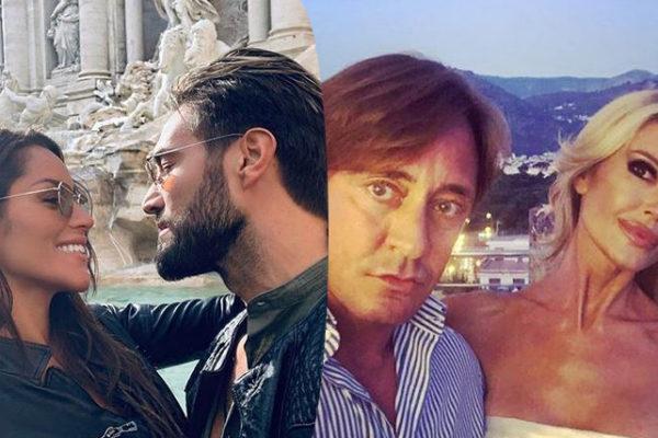 Temptation Island Vip, coppie e concorrenti: Alex Belli e Delia Duran, Nathaly Caldonazzo e il compagno