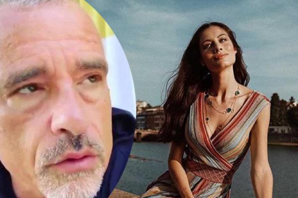 """Eros Ramazzotti difende Marica Pellegrinelli: """"Bravissima mamma e donna fantastica!"""""""