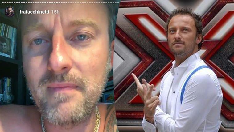 """Francesco Facchinetti da X Factor a manager: """"rifiutai Sky per Sanremo ma fu un errore"""""""