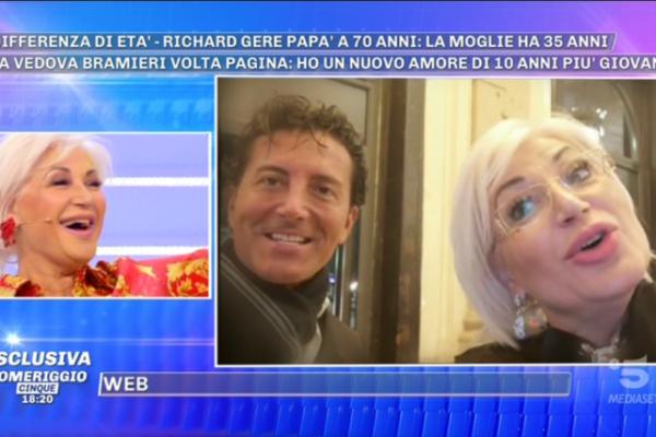 """Gianluca Mastelli: """"Lucia Bramieri mi ha lasciato dopo aver fatto l'amore, con un video!"""""""