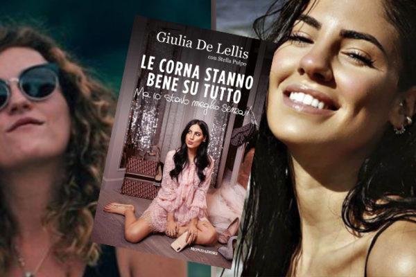 Giulia De Lellis, il libro: Stella Pulpo racconta perché ha deciso di scriverlo con lei