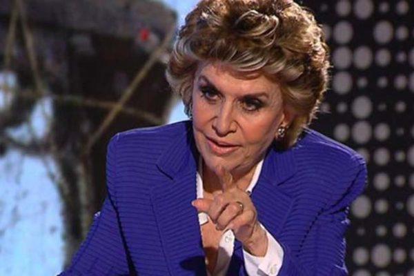Franca Leosini conquista la Treccani, mamma di Marco Vannini non manifesta lo stesso entusiasmo