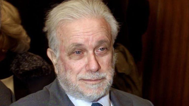Luciano De Crescenzo è morto
