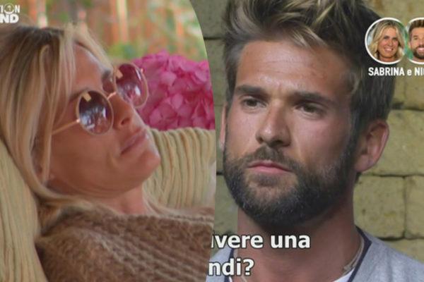 Temptation Island 2019: Sabrina, proposta choc a Giulio Raselli nella terza puntata