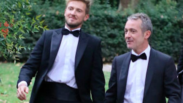 Pierluigi Diaco e Alessio Orsingher
