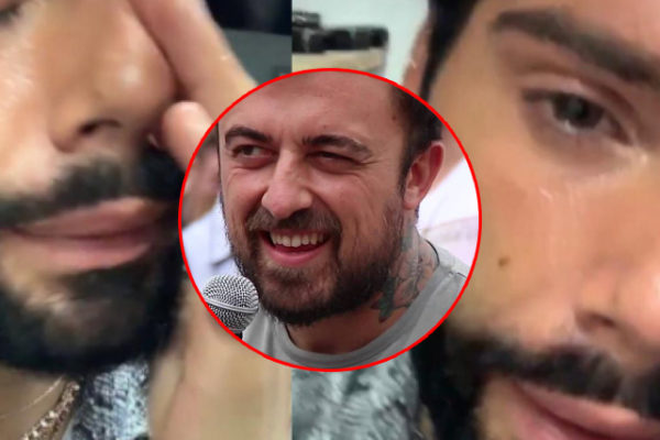 """Chef Rubio VS Federico Fashion Style: """"In posa da stronz* per fare la vittima!"""", sfogo dopo furto"""
