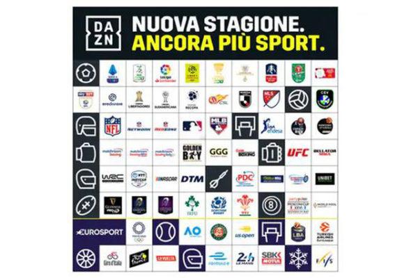 Dazn, offerta calcio Serie A in streaming: abbonamenti e costi, la sfida con Sky