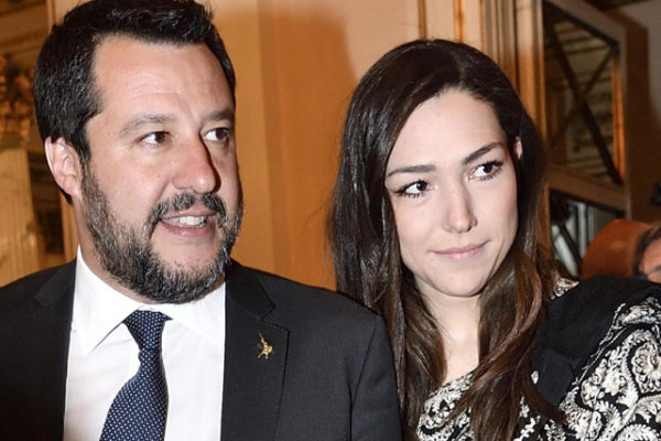 """Matteo Salvini e Francesca Verdini si sono lasciati? """"Fake news!"""", smentita di Roberto Alessi"""