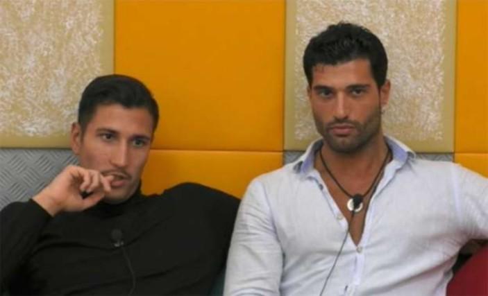 Michael Terlizzi e Gianmarco Onestini