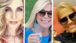 Lorella Cuccarini, Rita Dalla Chiesa e Heather Parisi