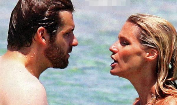 Michelle Hunziker e Tomaso Trussardi litigano in vacanza: contrasto passionale e riappacificazione