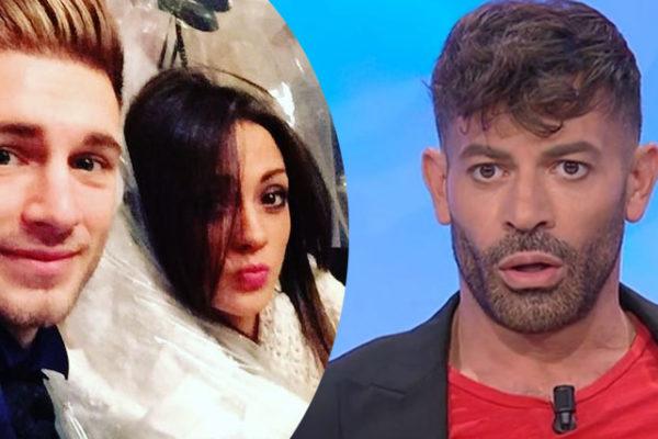"""Uomini e Donne, Teresa contro Gianni Sperti: """"Ignorante!"""", anche Salvatore """"affonda"""" la lama"""