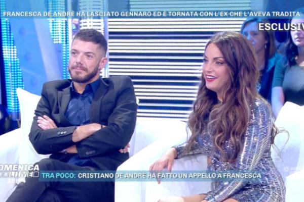 Francesca De Andrè choc su Gennaro Lillio: pesanti accuse, furia contro la sorella e il padre
