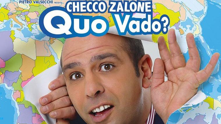 Film in TV, oggi 13 settembre 2019: Quo Vado?, New Moon e le proposte di stasera
