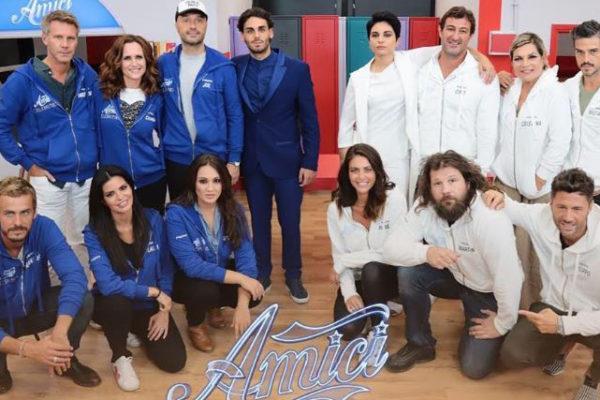 Amici Celebrities: Alberto Urso e Giordana Angi coach, ecco la divisione delle squadre