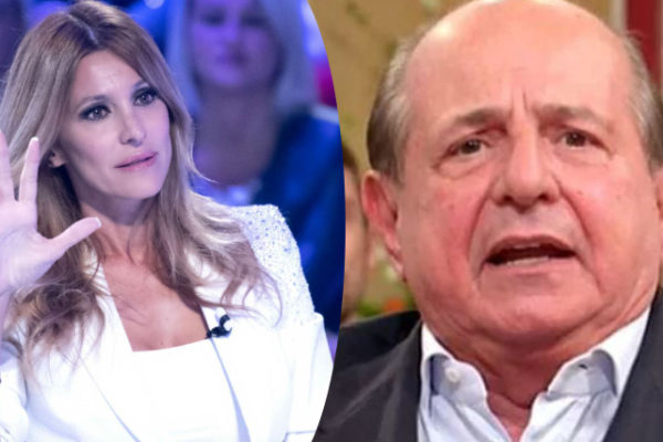 """Giancarlo Magalli risponde ad Adriana Volpe: """"Qual è la persona difficile tra me e lei?"""""""