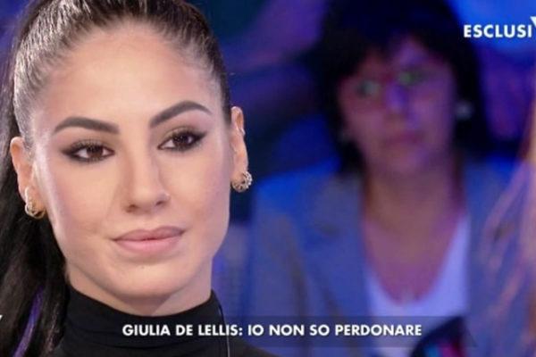 """Giulia De Lellis: """"Andrea Damante mi ha tradito troppe volte, non sono io che devo vergognarmi!"""""""